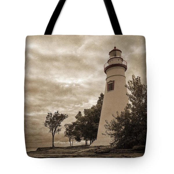 Clearing Storm Tote Bag by Dale Kincaid