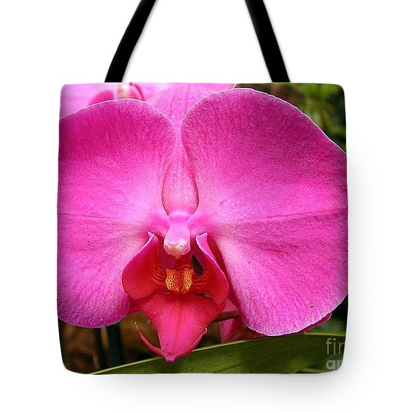 Orchid I Tote Bag
