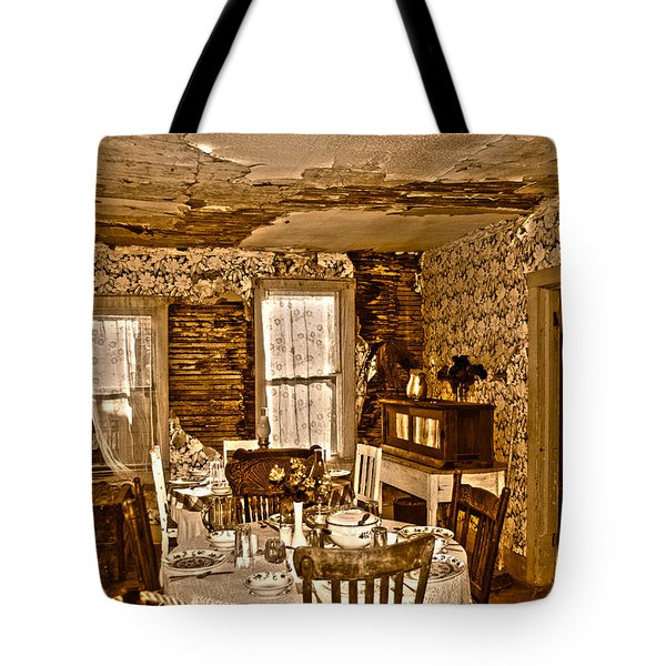 Closed For Renovations Tote Bag