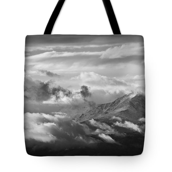 Cloud Art Tote Bag