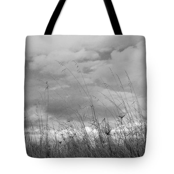 Tote Bag featuring the photograph Cloud Watching by Kathleen Grace