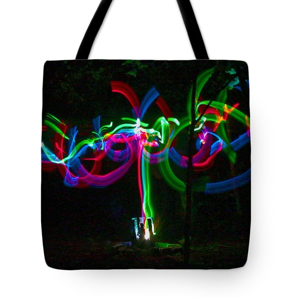 Clouded Tote Bag