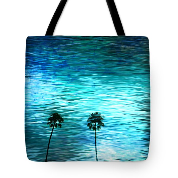 Cloudy Day... Tote Bag by Sharon Soberon