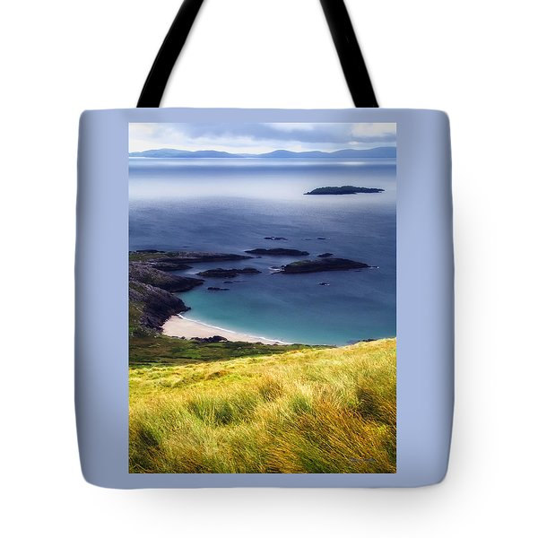 Coast Of Ireland Tote Bag