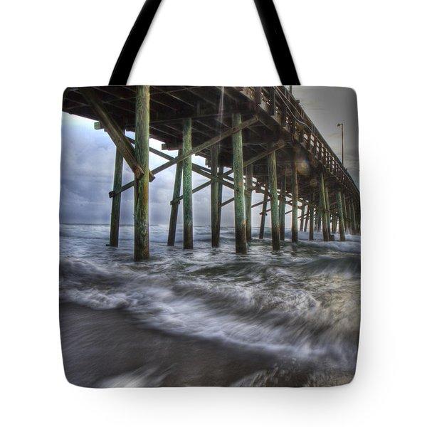Coastal Echos  Tote Bag