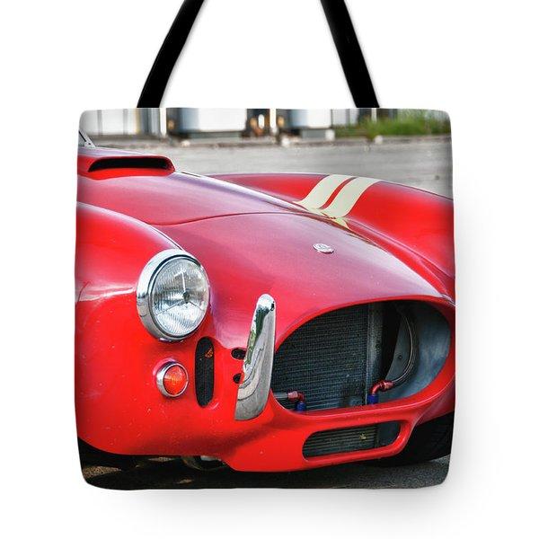 Cobra 427 Tote Bag by Guy Whiteley