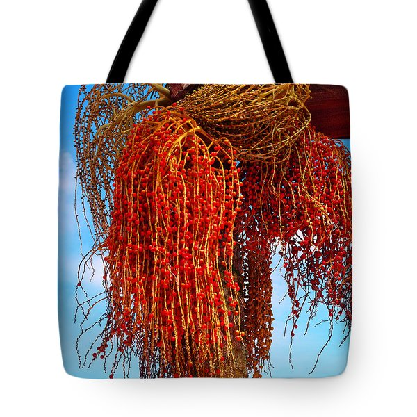 Coiffure Tote Bag by Skip Hunt