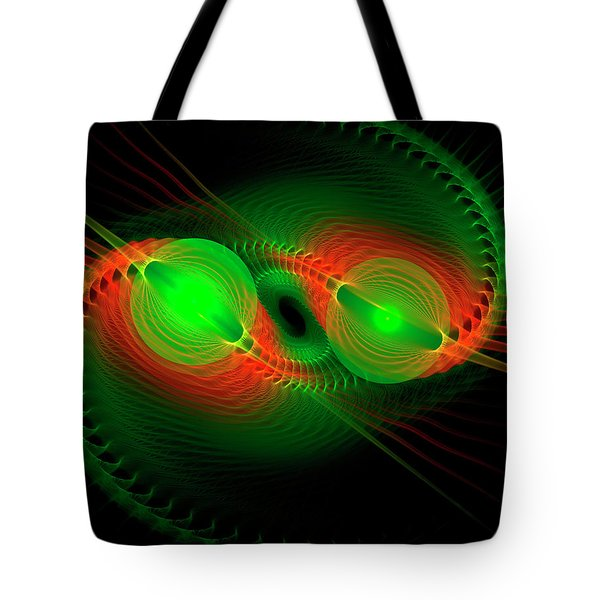 Coiled Tote Bag by Carolyn Marshall