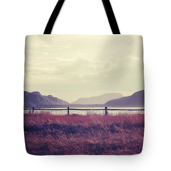 Coin De Pays Tote Bag by Aimelle