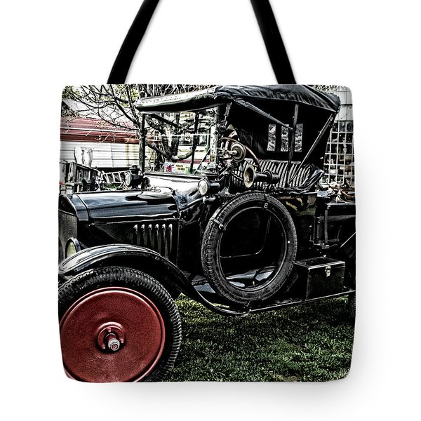 Collectors Dream Tote Bag by Kristie  Bonnewell