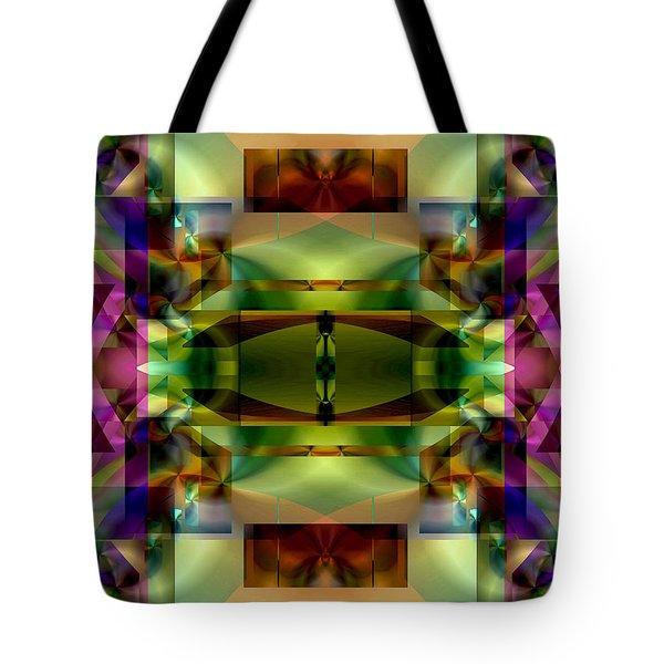 Color Genesis 1 Tote Bag