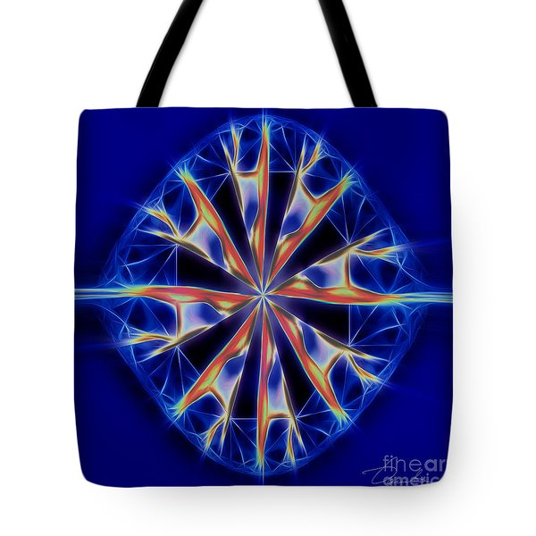 Color Me Tote Bag by Danuta Bennett