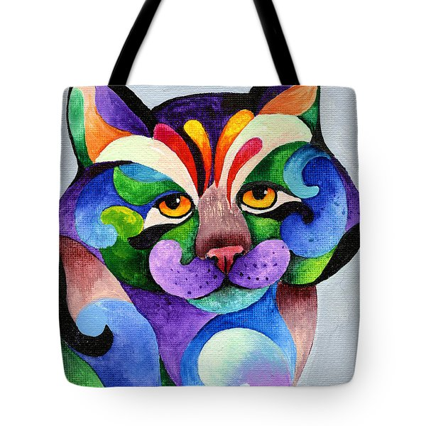 Color Me Smug Tote Bag