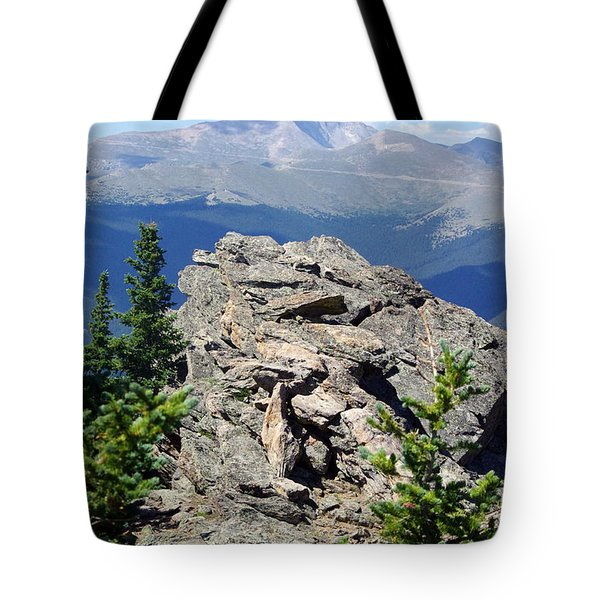 Tote Bag featuring the photograph Colorado 11 by Deniece Platt