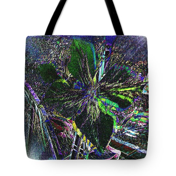 Tote Bag featuring the photograph Colorful by Donna Brown