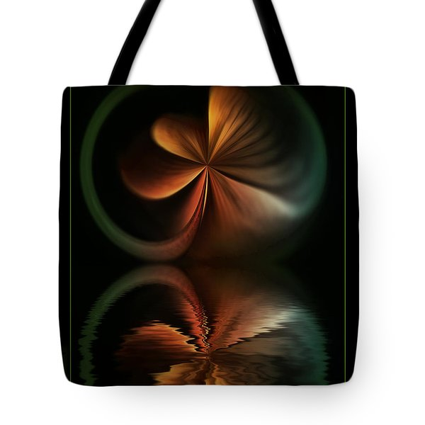 Colorful Fantasy Tote Bag by Diane Dugas