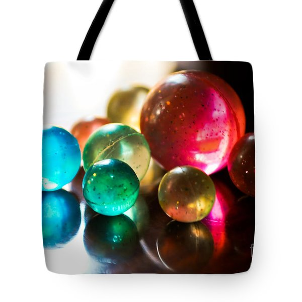 Colors Of Life Tote Bag by Syed Aqueel