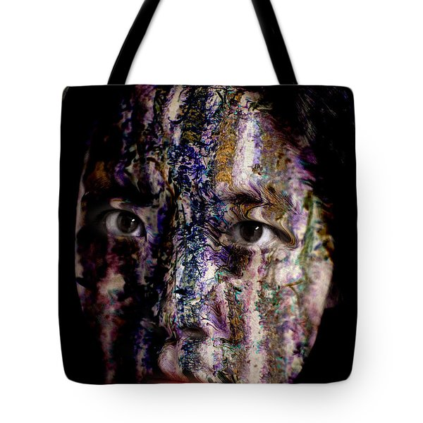 Colors Of The Wind Tote Bag by Christopher Gaston