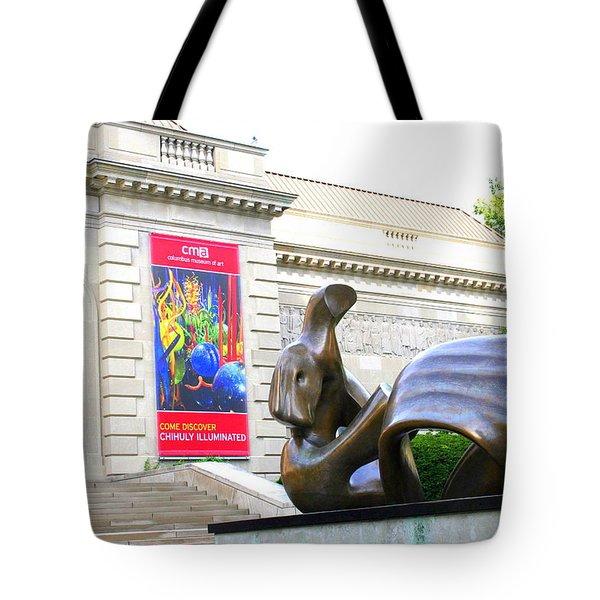 Columbus Museum Of Art Tote Bag