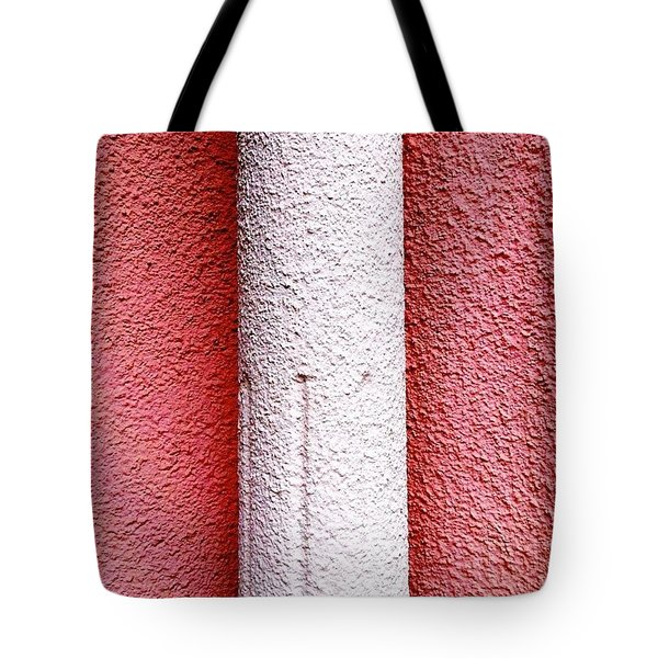 Column Detail Tote Bag by Julie Gebhardt