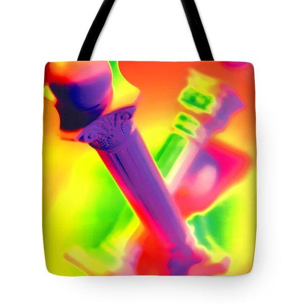 Columns  Tote Bag by Mauro Celotti