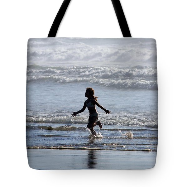 Come As A Child Tote Bag by Holly Ethan