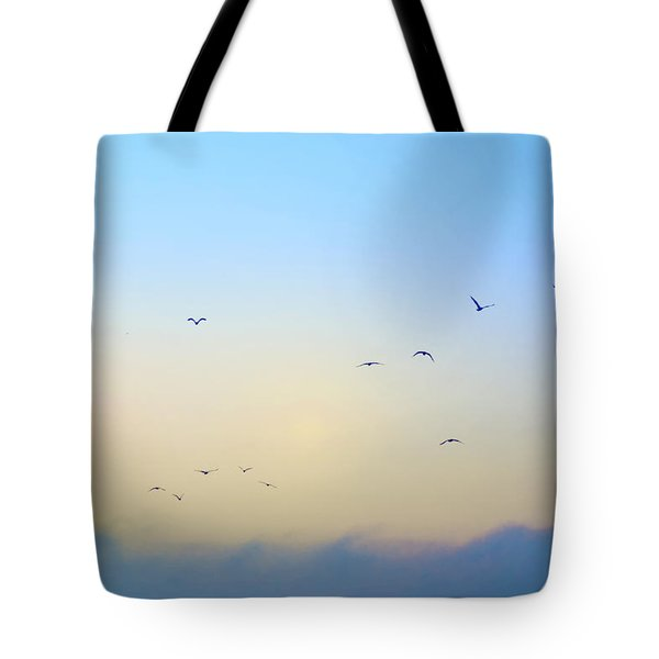 Come Fly With Me Tote Bag by Bill Cannon
