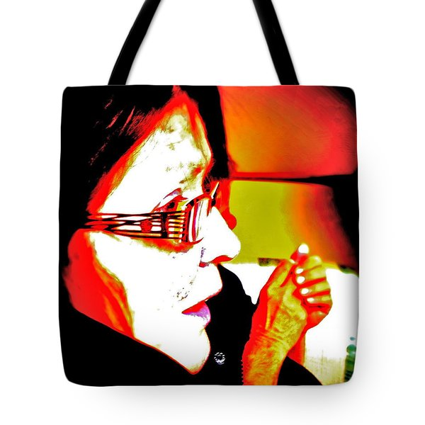 Tote Bag featuring the photograph Come Here My Pretty by Xn Tyler