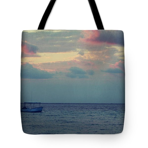Come With Me My Love Tote Bag by Laurie Search