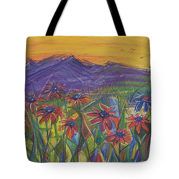 Comfortable Silence Tote Bag by Tanielle Childers