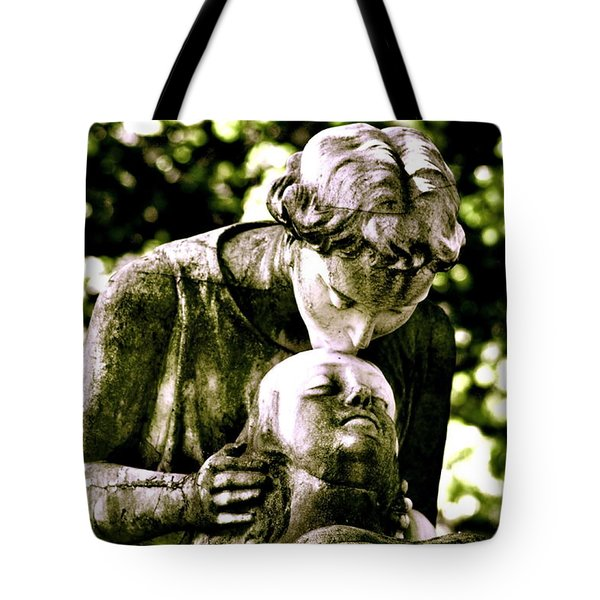 Comforted Tote Bag
