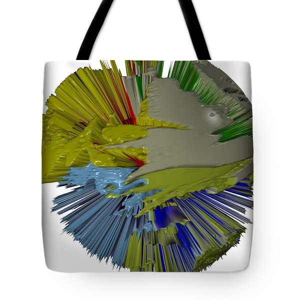 Comic Book Convention Tote Bag by Robert Margetts