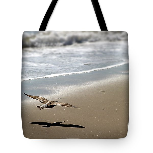 Coming In For Landing Tote Bag