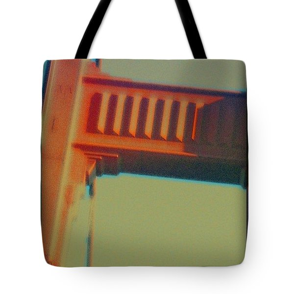 Tote Bag featuring the digital art Coming In by Richard Laeton