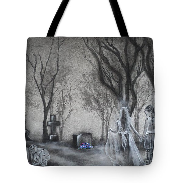Communion Tote Bag by Carla Carson