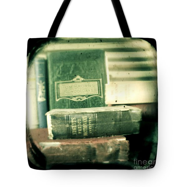 Comprehension Tote Bag by Andrew Paranavitana