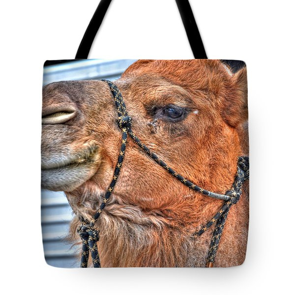 Confidence  Tote Bag by Michael Frank Jr