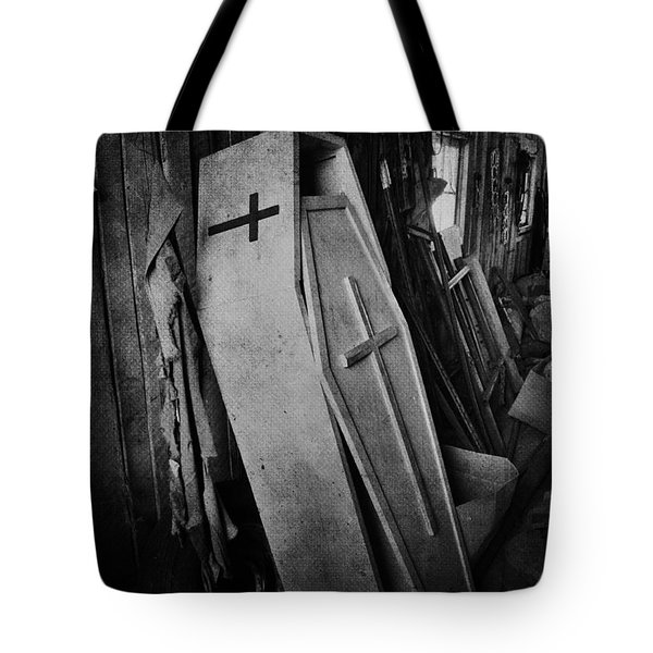 Confined  Tote Bag by The Artist Project