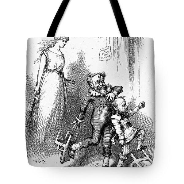 Conkling/platt Resignation Tote Bag by Granger