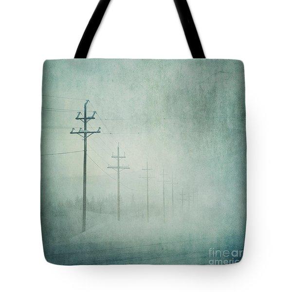 Connenction Tote Bag by Priska Wettstein