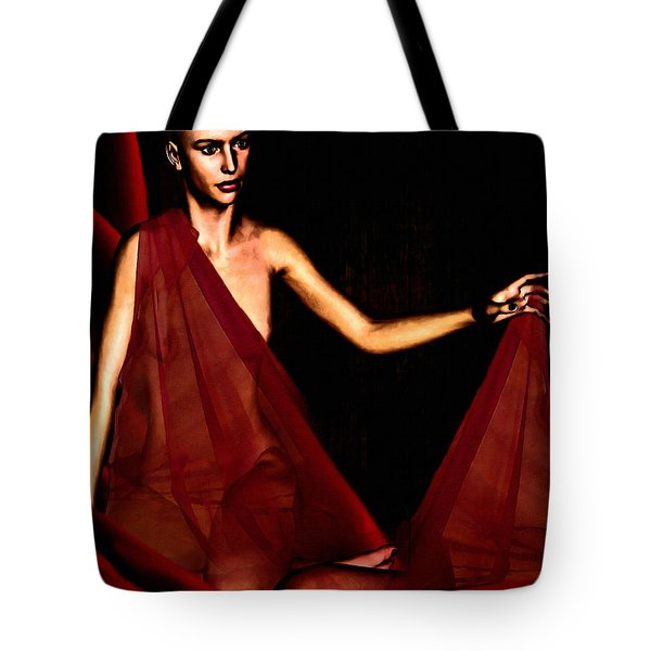 Conquerable Quest Tote Bag by Lourry Legarde