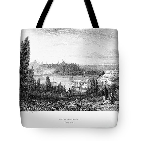 Constantinople, 1833 Tote Bag by Granger