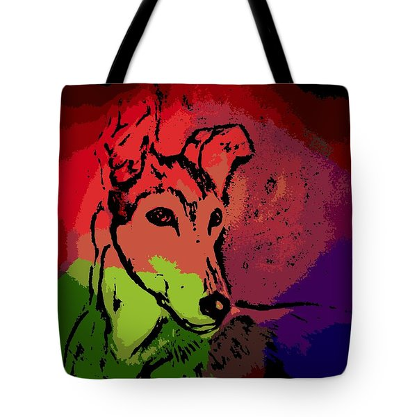 Contemplation Tote Bag by George Pedro