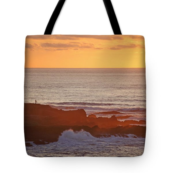 Tote Bag featuring the photograph Contemplation by Susan Rovira