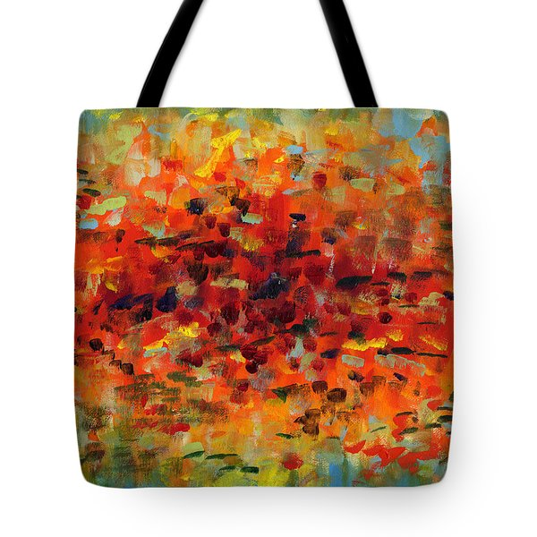 Contemporary Art Nineteen Tote Bag