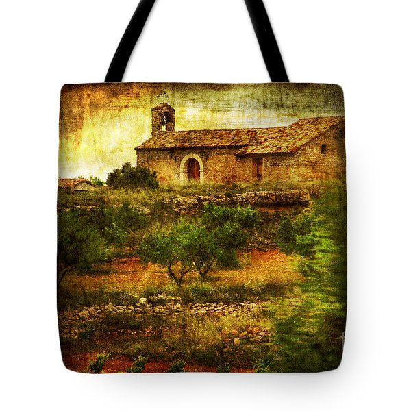 Continuance Tote Bag by Andrew Paranavitana