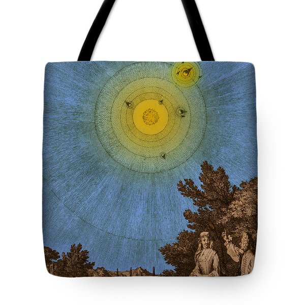 Conversations On The Plurality Tote Bag by Science Source