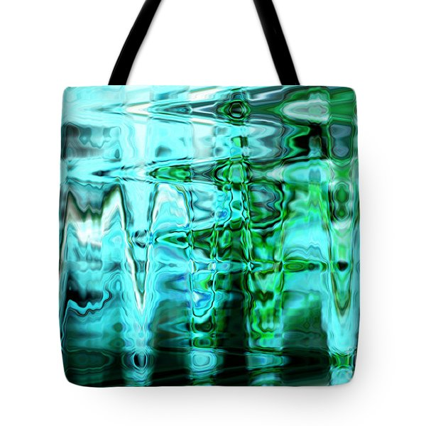 Cool Abstract Tote Bag