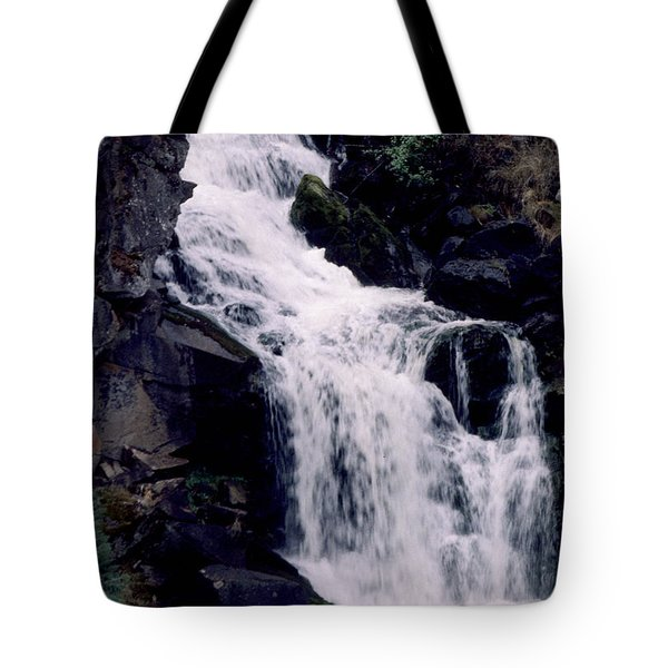 Tote Bag featuring the photograph Cool Clear Waters by Sharon Elliott