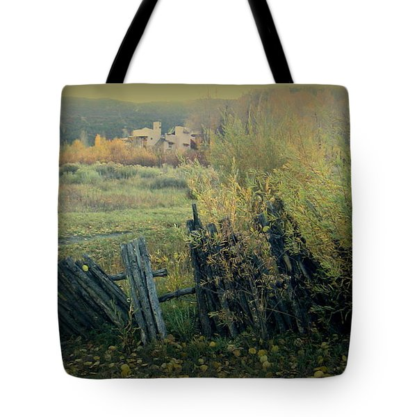 Colorado Colors - Ridgway Tote Bag
